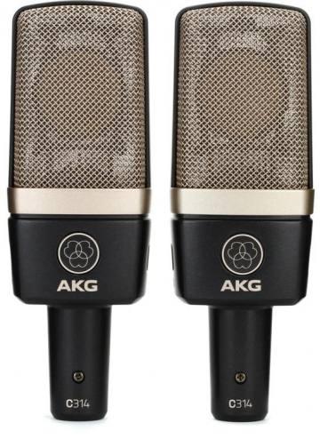 AKG C 314 Stereo Set