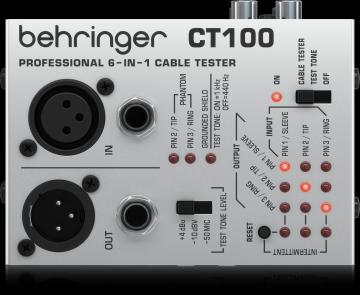 Behringer CT100 B-stock