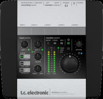 TC Electronic Desktop Konnekt 6 B-stock