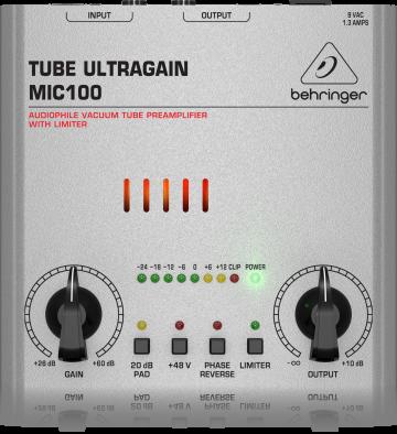Behringer Mic 100 B-stock