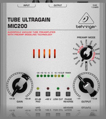 Behringer Mic 200