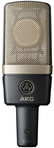 AKG C 314 Mono Set B-stock