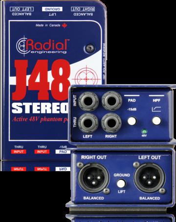 Radial J 48 Stereo