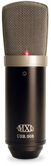 MXL USB 008 USB groot membraam condensator microfoon B-stock