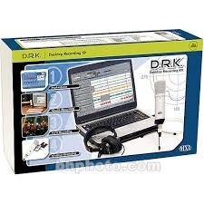 MXL DRK Desktop Recording Kit
