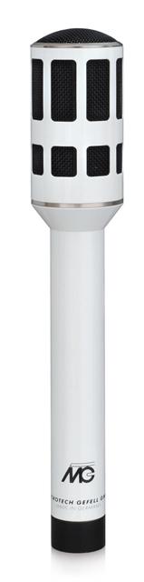 Microtech Gefell PM 860 Als Nieuw wit geen krassen wel iets lak er af B-stock