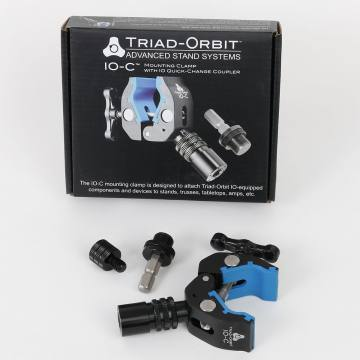 Triad Orbit  I0  C precision clamp
