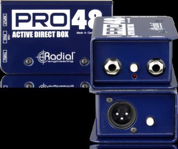 Radial Pro 48