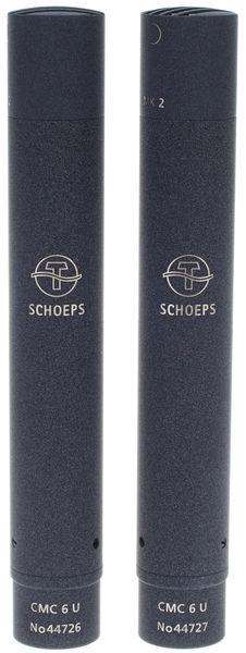 Schoeps CMC 6 MK 2 Stereo Set Omni
