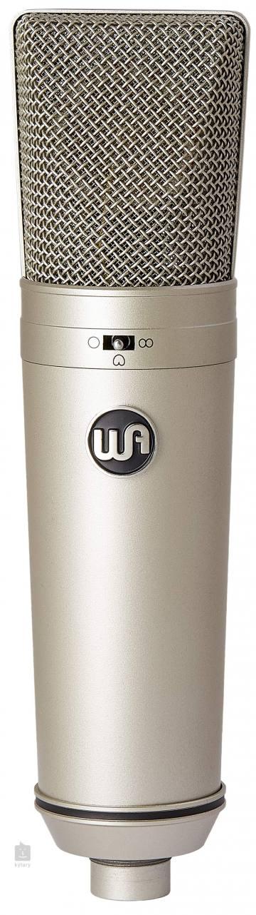 Warm Audio WA 87 Zwart