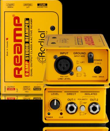 Radial X Amp Reamper